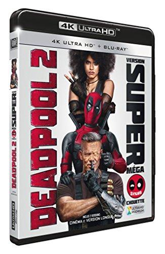 Deadpool 2 [Deadpool 2 4K - Version Longue et Cinéma]
