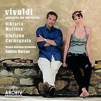 Vivaldi: Concertos for two Violins by Viktoria Mullova (2008-11-11)