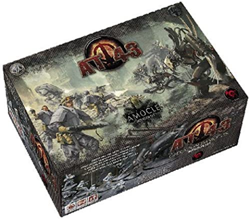 At-43 Operation Damocles Initiation Set From Rackham Games by Rackham