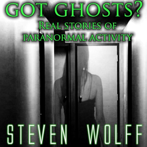 Got Ghosts? audiobook cover art