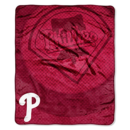 Officially Licensed MLB Retro Raschel Throw Blanket $9.67 (75% Off)