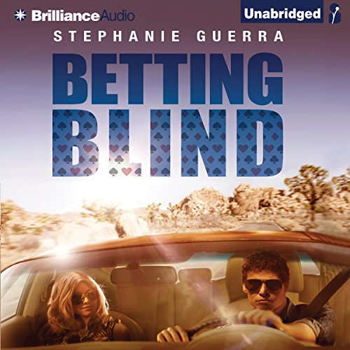 Betting Blind audiobook cover art