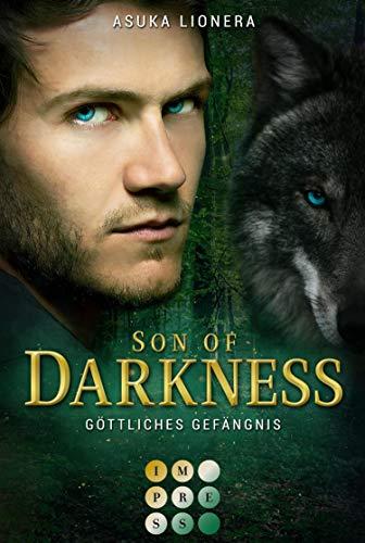 Son of Darkness 1: Göttliches Gefängnis: Fantasy-Liebesroman für Fans der nordischen Götterwelt und Werwolf-Romance