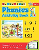 Phonics Activity Book 1 by Lisa Holt Lyn Wendon(2015-02-17)