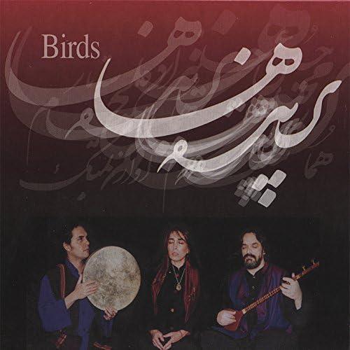 Hossein Alizadeh, Madjid Khaladj, Homa Niknam