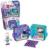 LEGO Friends - Il Cubo dell'Amicizia di Stephanie con una Sorpresa Segreta, Set con Mini-Doll Collezionabile per Bambini 6+ Anni, 41401