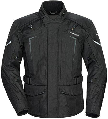 TourMaster Men's Transition Series 5 Jacket (Black)