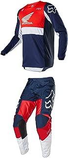 Fox Racing 180 Honda Jersey/Pants Set - (M/32)
