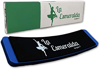 La Esmeralda Ballet Turning Board for Dancers-Figure Skating Ballet Dance Turning Pirouette Board, Training Equipment for ...