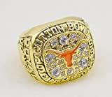 YIYICOOL Fans\ Collection 1999 Texas Longhorns College Football Cotton Championship Rings Size 10