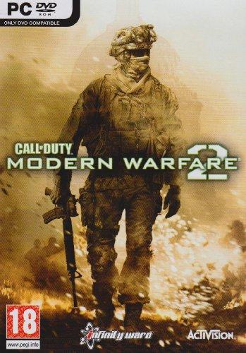 Activision Call of Duty: Modern Warfare 2, PC - Juego (PC, PC, FPS (Disparos en primera persona), T (Teen))