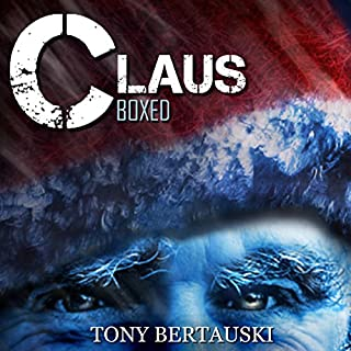 Claus Boxed audiobook cover art