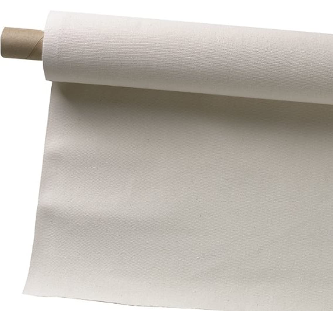 Pro Art Canvas Roll, 24-Inch by 6-Yard, Unprimed