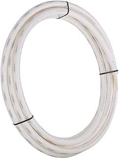 SharkBite U870W25 PEX Pipe Tubing 3/4 Inch, White, Flexible Water Tube, Potable Water, 25 Foot Coil