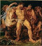 Kunstdruck/Poster: Peter Paul Rubens Der trunkene Herkules