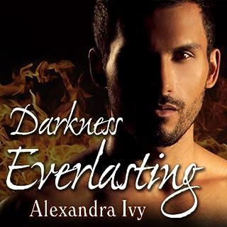 Darkness Everlasting audiobook cover art