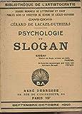 Psychologie du Slogan - Essai -