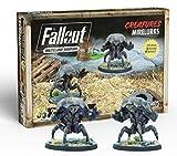 Fallout - Wasteland Warfare - Mirelurks