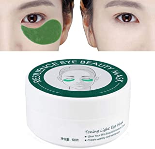 Hydrogel Mask Patch, 40 Pcs Patches for Eye Care, Dark Circles Removal, Firming Moisturizer for Men lsmaa