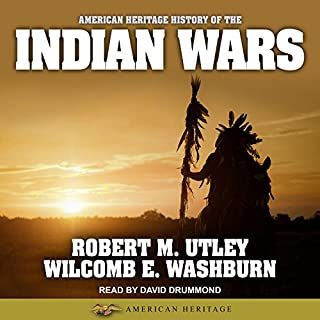 American Heritage History of the Indian Wars cover art