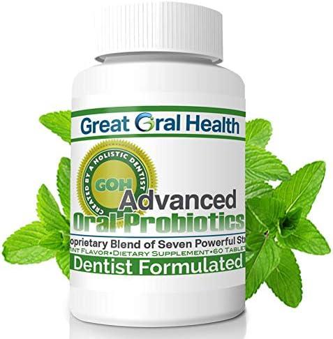 Chewable Oral Probiotics for Mouth — Oral Probiotics...