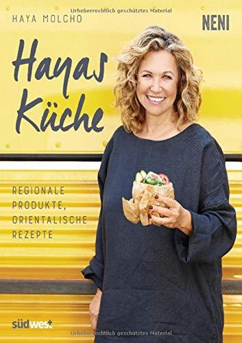 Hayas Küche: Regionale Produkte, orientalische Rezepte - by NENI