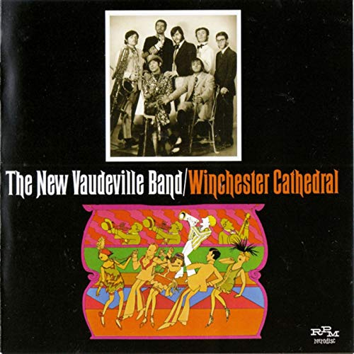 New Vaudeville Band,the: Winchester Cathedral/Finchley (Audio CD)