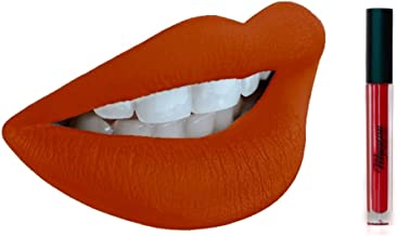 Liquid Matte Lipstick Long Lasting Kissproof Lip Gloss - Angelina