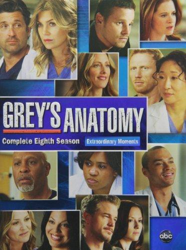 Grey's Anatomy: Complete Eighth Season