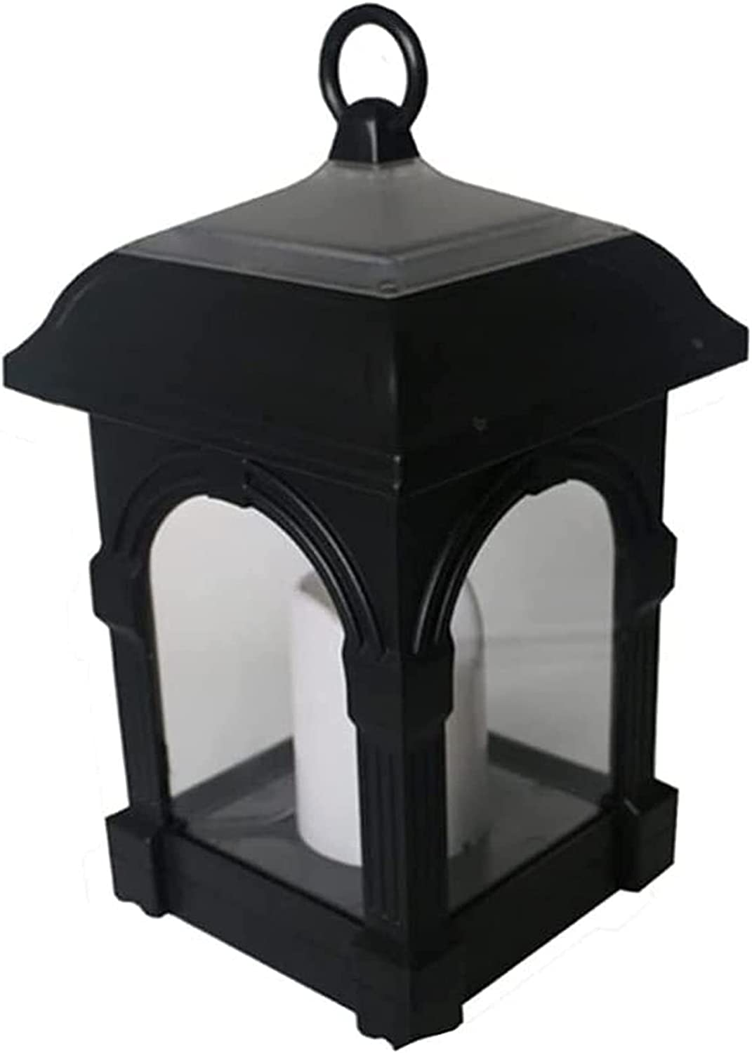 JUNSG Solar Our shop OFFers the best service Sale Garden Light Outdoor Led Candle Lantern Courty
