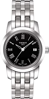 Tissot Casual Watch For Women Analog Stainless Steel -
