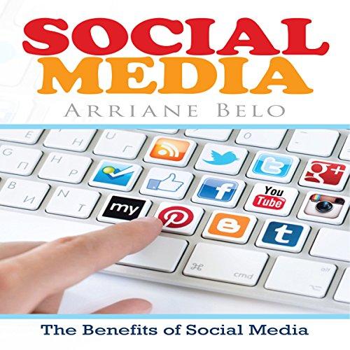 Social Media audiobook cover art