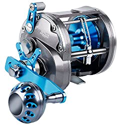 Burning Shark Trolling Reel - Best Trolling Reels