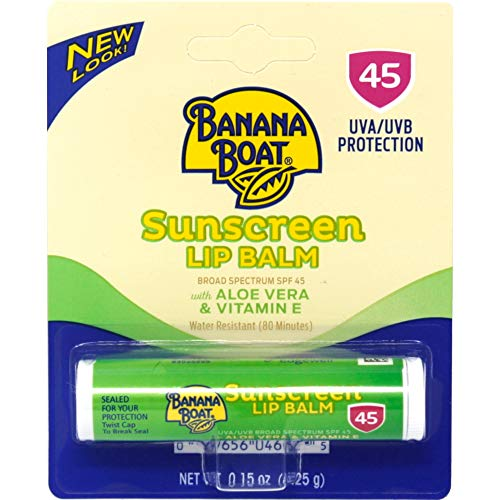 Banana - Aloe Vera Avec De La Vitamine E Sunscreen...