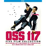 Oss 117: Five Film Collection [Blu-ray] [Import]