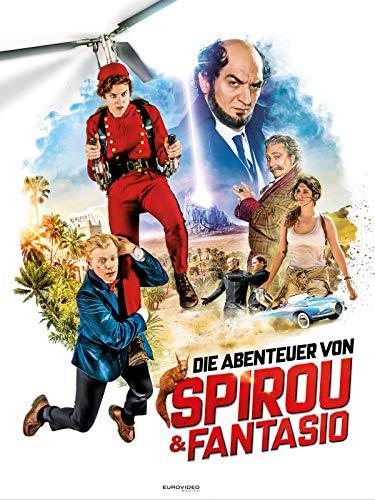 Die Abenteuer von Spirou und Fantasio
