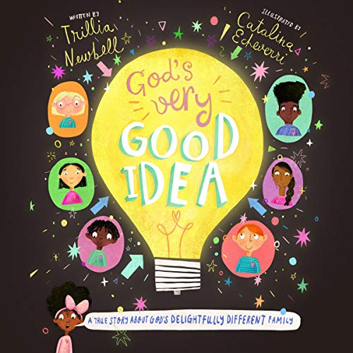 God's Very Good Idea cover art