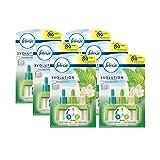 Febreze 3volution - Ambientador eléctrico (6 unidades, 20 ml)