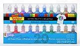 Bulk Buy: Scribbles Glitter 3D Paint Glitter - Pack of 20 Glitter, Nontoxic & Permanent Dimensional Paints for...