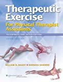 Therapeutic Exercise for Physical Therapy Assistants: Techniques for Intervention (Point (Lippincott Williams & Wilkins))