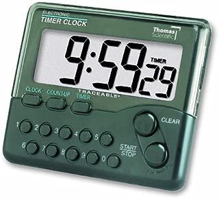 Thomas 5027 Triple Purpose Timer, 0.01 Percent Accuracy, 2-1/2