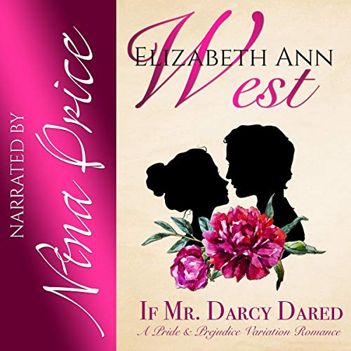 If Mr. Darcy Dared  By  cover art