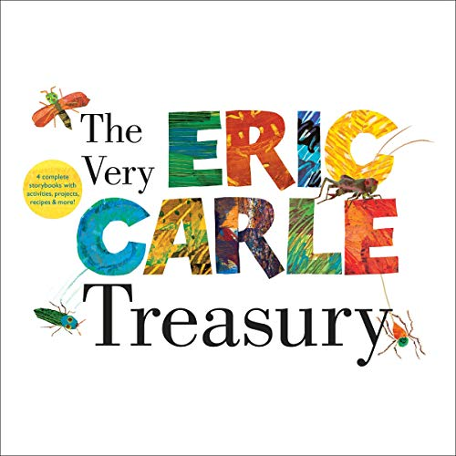 The Very Eric Carle Treasury  By  cover art