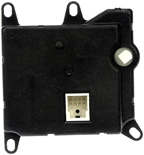 Dorman 604-208 Air Door Actuator, Black
