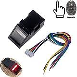 Lettore di impronte digitali per lettore di impronte digitali Scanner Sensor Door Door Access Control luce rossa per Arduino Mega2560 UNO R3 51 AVR STM32 WIshiot