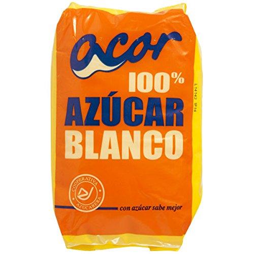 Azúcar Blanco Acor Saco Papel 20 Kg