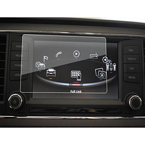 LFOTPP beschermfolie voor Seat Leon X-Perience (2015-2017) 6,5 inch Full Link Media System Plus