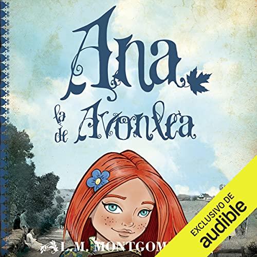 Diseño de la portada del título Ana, La De Avonlea