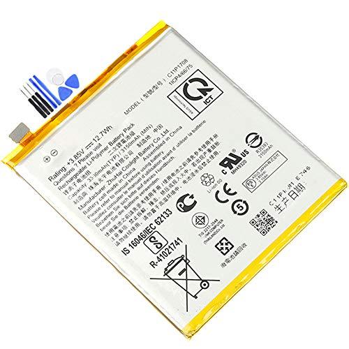 ASUSバッテリーASUS ZenFone 5 2018 ZE620KL Z01RD X00QD C11P1708交換用のバッテリー 電池互換 ASUS C11P1708対応交換用電池12.7Wh 3.85V (注文日本翌日発送 祝日を除く)