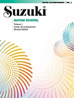 Suzuki Guitar School: Guitar Accompaniment